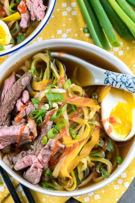 Authentic Beef Ramen with Zoodles-2