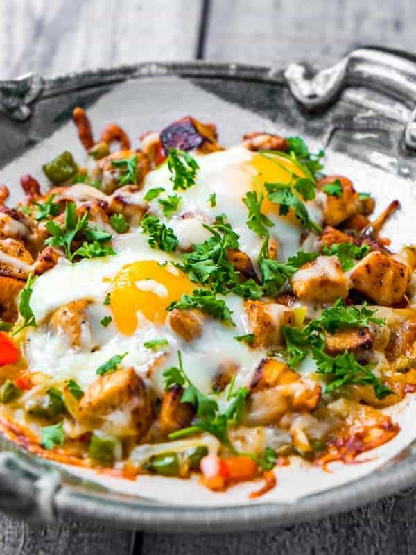 Chicken Breakfast Bake