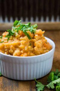 Carrot Mashed Potatoes