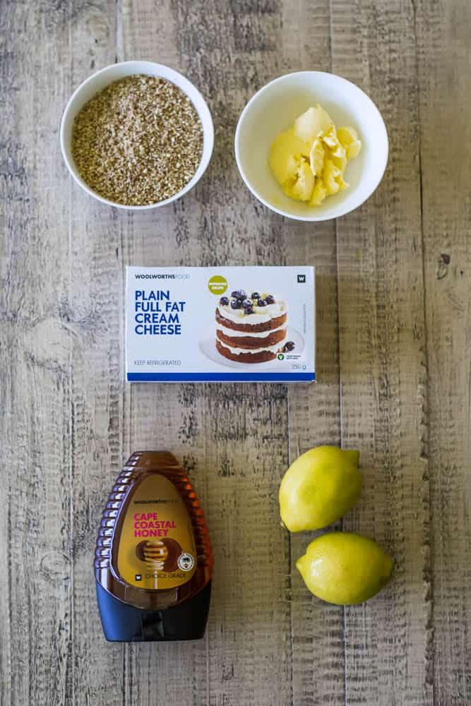 Low carb no bake lemon cheesecake