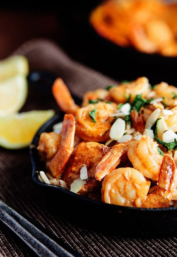 Indian Butter Shrimp