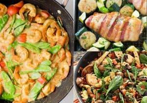 10 No Fuss Low-Carb One-Pot Meals