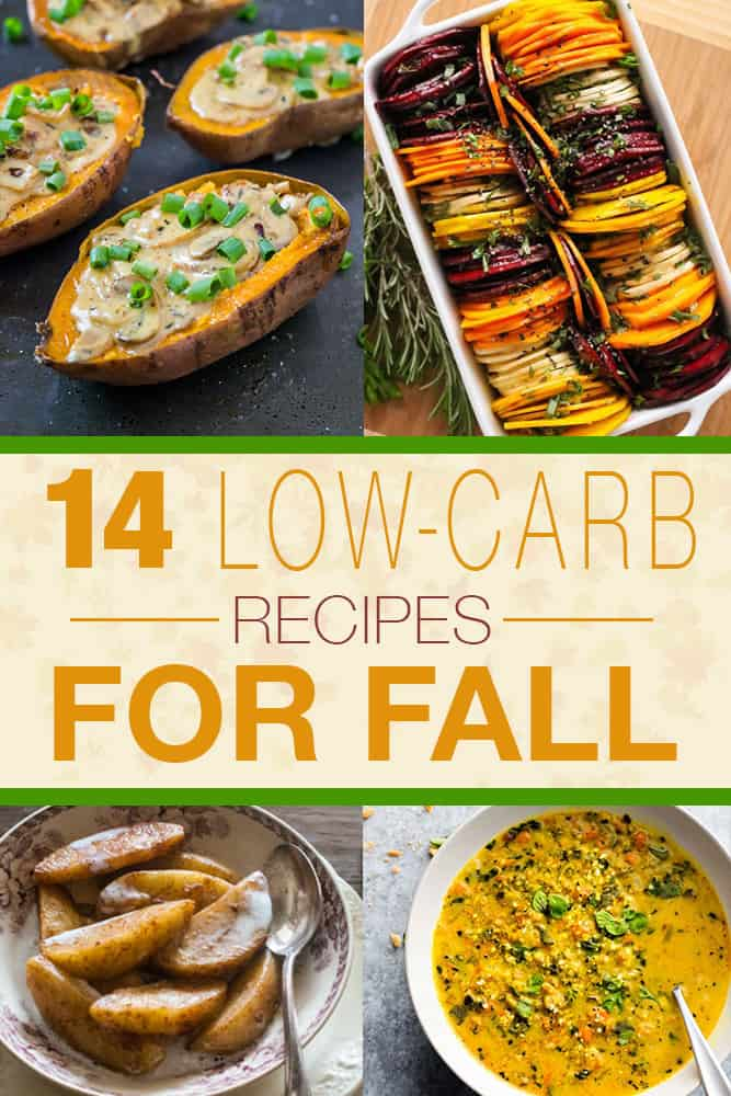 14 Low Carb Recipes For Fall