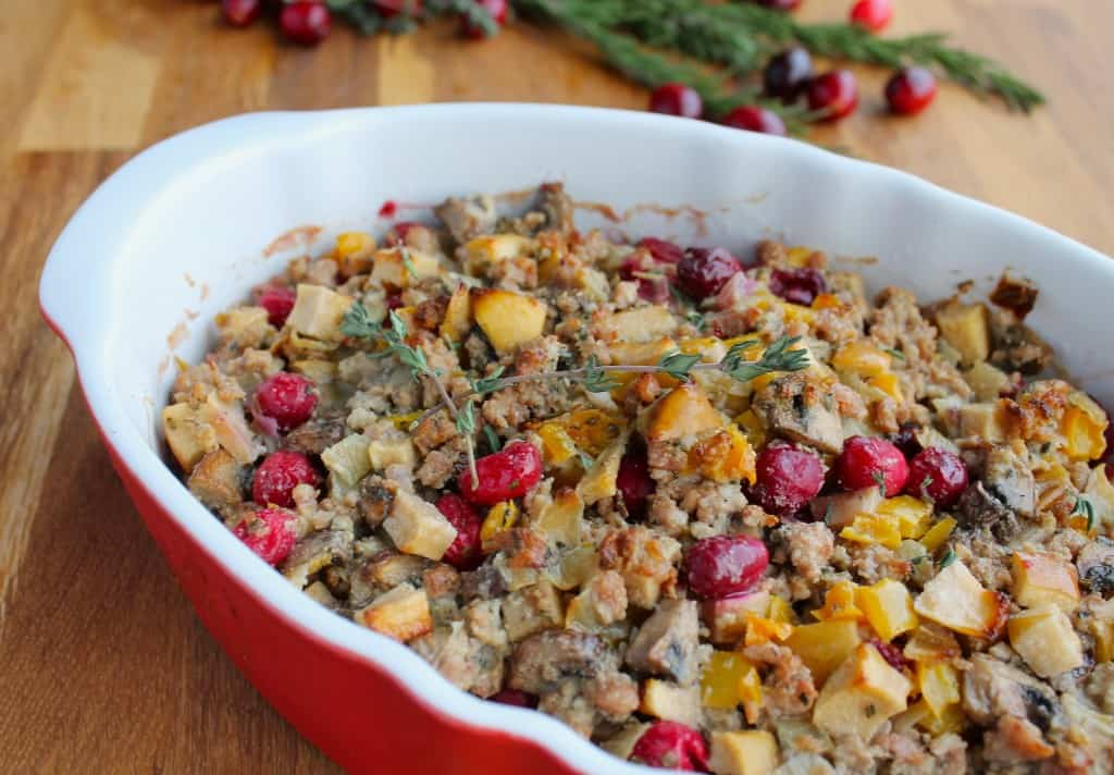 Best Ever Paleo Stuffing