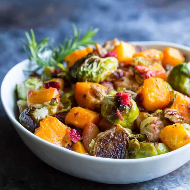 Harvest Roasted Vegetables