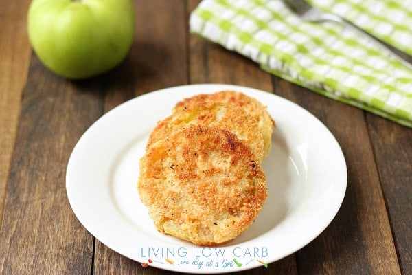 paleo fried green tomatoes