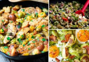 Sauteéd Brussels Sprouts Recipes