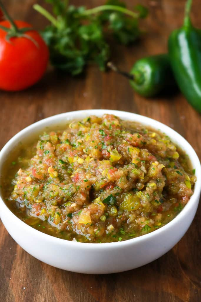 banana pepper salsa