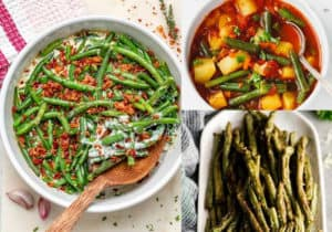 9 Healthy Frozen Green Bean Recipes