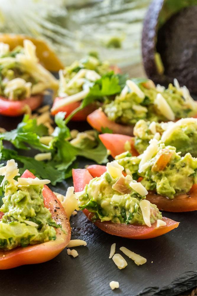 Guacamole Tomato Bites-9