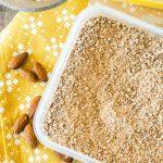 Homemade Almond Meal-6