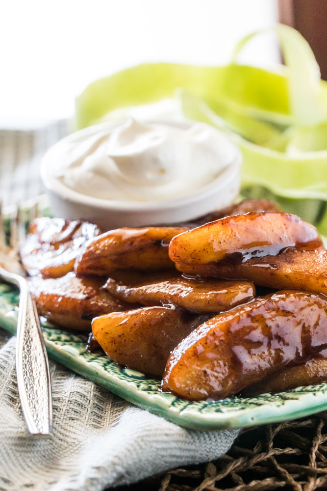 Zesty Cinnamon Apples