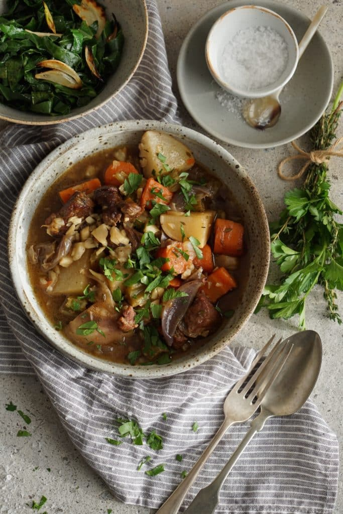 hearty irish lamb stew