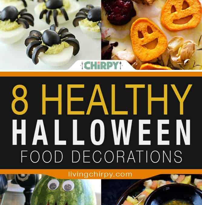 8 Healthy Halloween Food Decorations