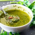 homemade chimichurri recipe