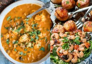 10 Wholesome Seafood Recipes