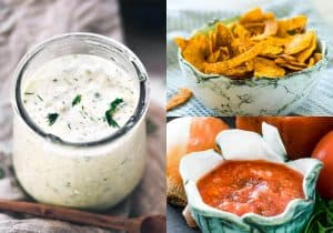 8 Wholesome Chips and Dip Recipes