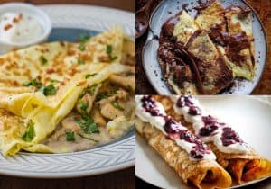 8 Wholesome Flourless Crepes
