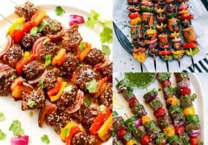 10 Wholesome and Healthy Kebab Recipes