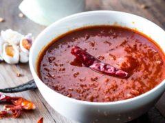 Red Chili Tomato Sauce