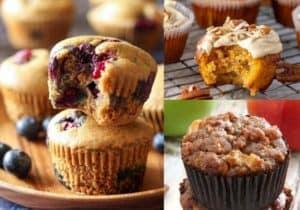 10 Gluten-Free Muffins