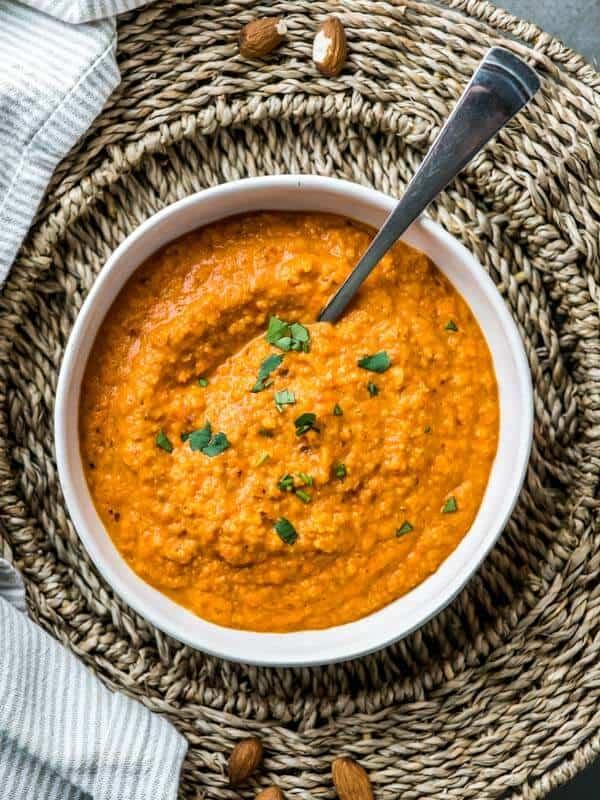 Easy Blender Romesco Sauce