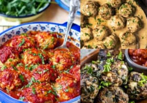 11 Low-Carb Meatballs Recipes
