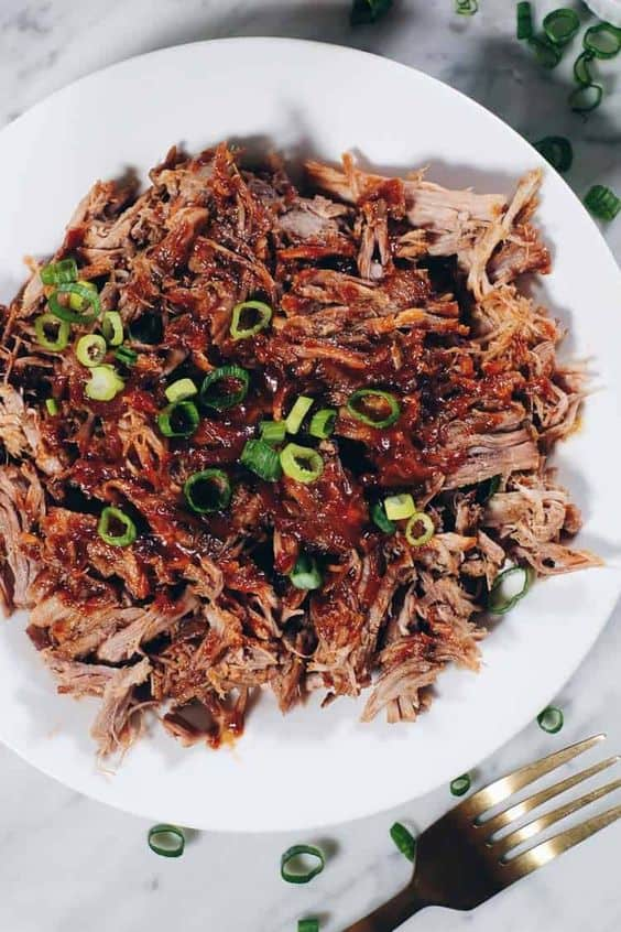 keto bbq pulled pork