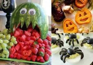 8 Healthy Low Carb Keto Halloween Snacks and Appetizers