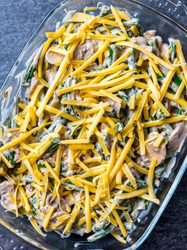 Best Easy Low Carb Keto Green Bean Casserole