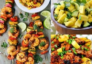 9 Healthy Recipes with Pineapple