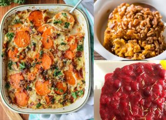 11 Delicious Low Carb Keto Recipes For Thanksgiving