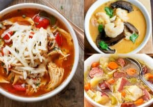 9 Keto Instant Pot Soup Recipes