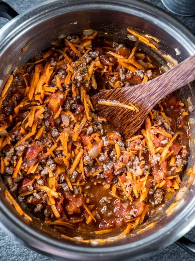 Best-Easy Paleo Bolognese Meat Sauce Recipe