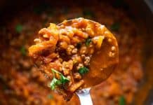 Best Easy Paleo Bolognese Meat Sauce Recipe