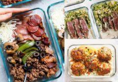 9 Keto Meal Prep Ideas