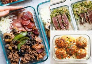 9 Keto Meal Prep Ideas