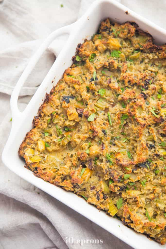the best paleo stuffing