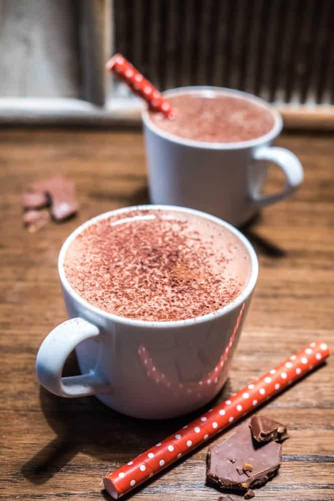 quick keto hot chocolate