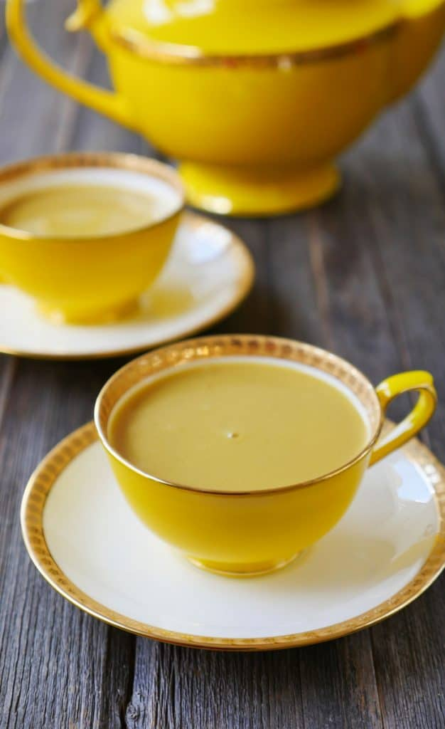 keto golden milk