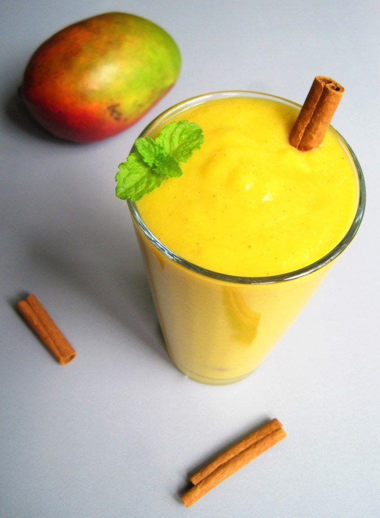 paleo mango lassi