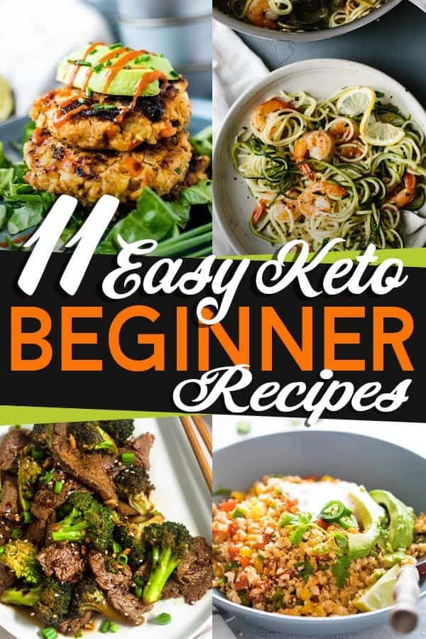 11 Easy Keto Recipes For Beginners Living Chirpy