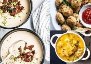 9 Keto Recipes with Cauliflower