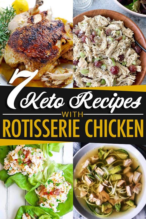 7 Keto Recipes With Rotisserie Chicken Living Chirpy