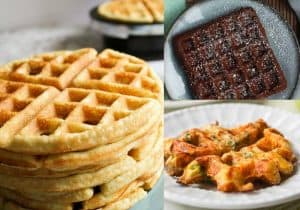 9 Keto Waffle Recipes