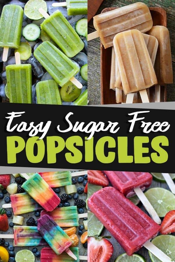easy sugar-free popsicles recipes